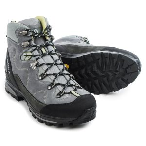 scarpa kinesis gore tex hiking boots waterproof suede for men in smoke shark p 133dc 01 1500.2 300x300 طبقه بندی کفش های کوهنوردی